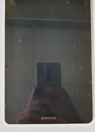 Дисплей (экран) Samsung P6800 Galaxy Tab с сенсором черный