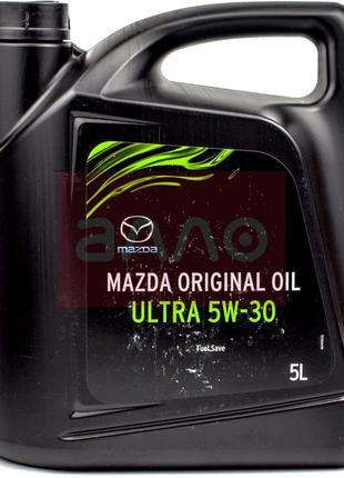 Моторное масло Mazda Original Oil Ultra 5W-30, 5л