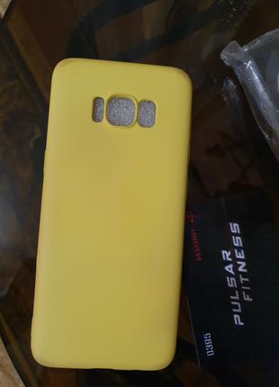TPU Чехол на  Samsung Galaxy S8
