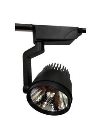 LED трековый светильник 25Вт 4000К/6000К на выбор чёрный и белый
