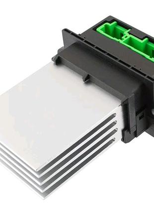 Реостат печки резистор Peugeot 1007 207 406 607