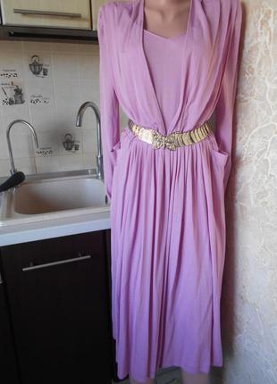 #акция 1+1=3 #creation avance#винтажное красивое платье миди в...
