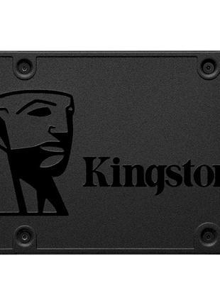 SSD KINGSTON A400 на 480 и 240gb