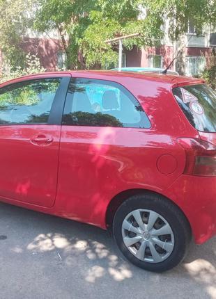 Toyota Yaris 2007 (продажа/обмен)