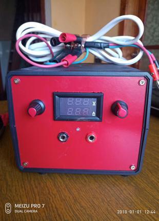 Зарядное устройство для авто мото аккумулятор автоматическое