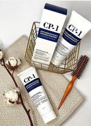 Шампунь против выпадения волос esthetic house cp-1 anti-hairlo...