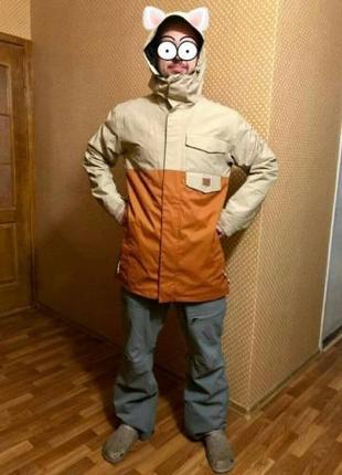Курточка сноубордическая/лыжная DC