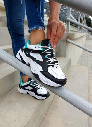 Nike m2k techno женские кроссовки