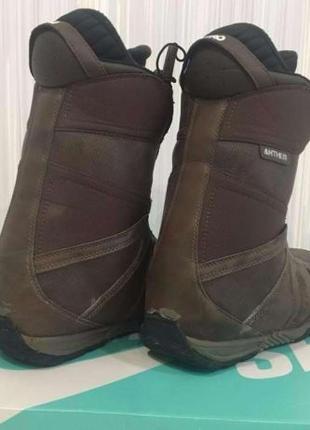 Сноубордические ботинки NITRO Anthem TLS