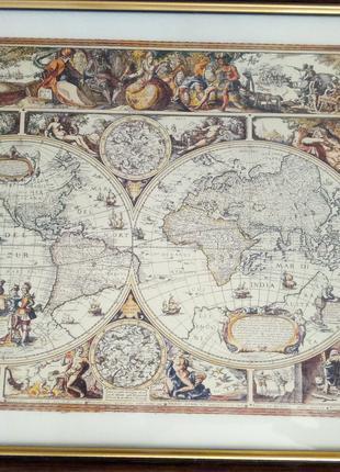 """Картина """"Карта моряка"""""""