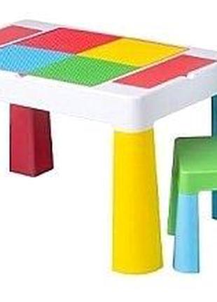 Комплект детской мебели TEGA Baby Multifun (стол+стульчик)