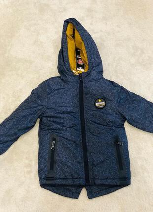 Куртка для мальчиков в модном стиле сезон осень-весна