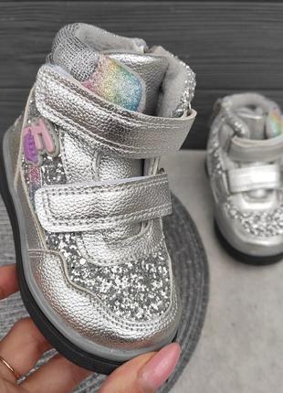Ботинки детские, ботинки для девочки, ботинки демисезонные для...