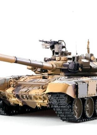 Танк T-90 1:16 Heng Long  с пневмопушкой