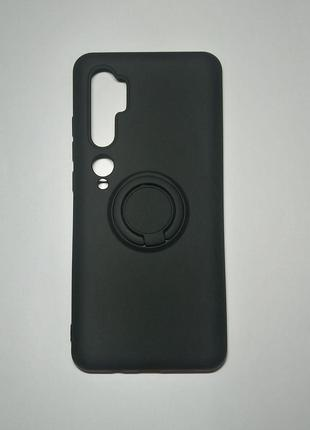 Задня Накладка Xiaomi Mi Note 10 Black