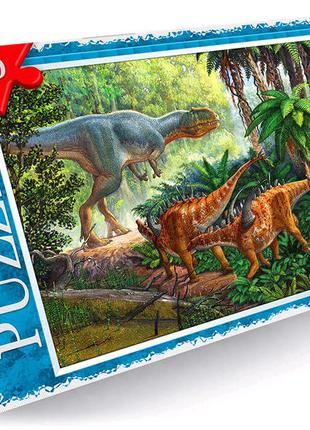 """Пазлы """"Динозавры"""", 260 эл"""