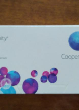 Линзы контактные Biofinity -12,0; -11,5; -11,0
