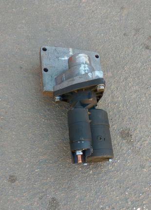 Переоборудование под стартер трактор МТЗ (Двигатель.