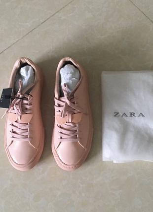 Супер женские кеды Zara NEW