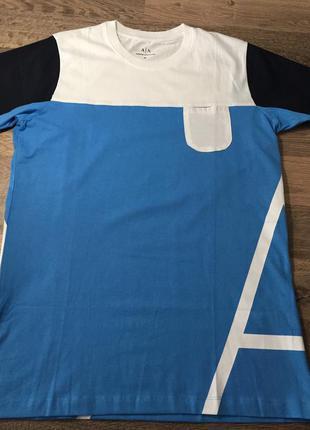 Armani мужская футболка
