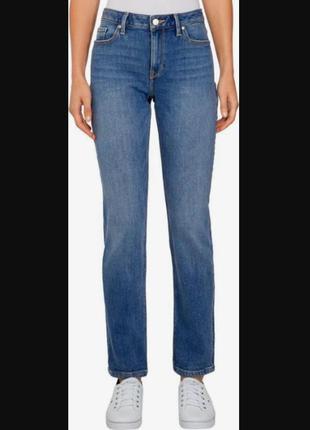 Розпродаж!мастхев прямые джинсы tommy hilfiger,идеальный голуб...
