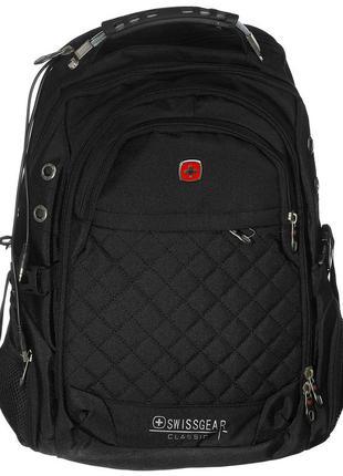 Рюкзак swissgear 35 л (9375) черный