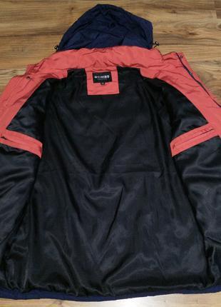 Куртка весна,осень, размер 56, синего цвета