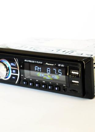 Автомагнитола Pioneer BT2053 ISO - MP3, FM, 2xUSB, SD, AUX
