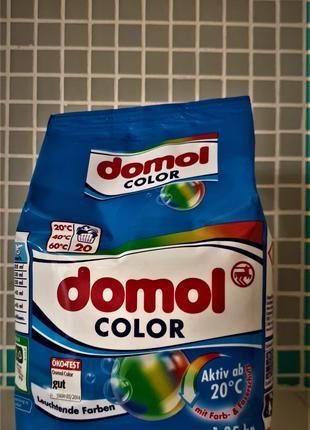 Бытовая Химия DOMOL Стиральный Порошок Опт Розница