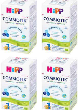 Сухое молоко HIPP1 COMBIOTIK 1×600грм