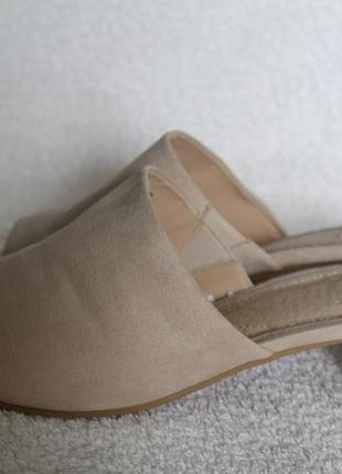 Шлепанцы extra comfort wide fit 39p