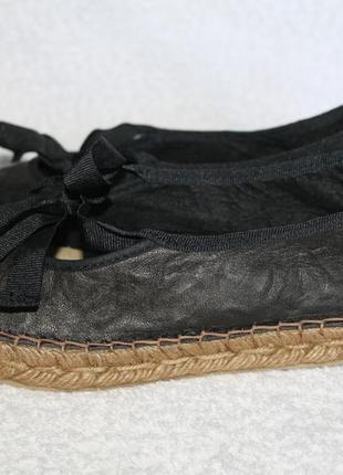 Туфли кожаные  испания 39р