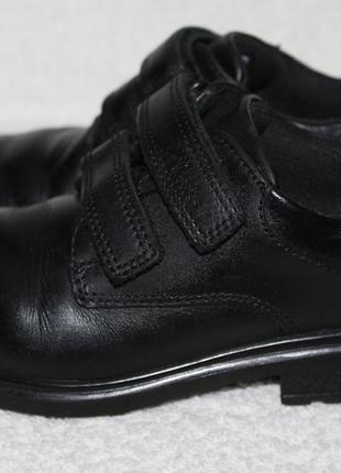 Туфли кожаные clarks 28.5 оригинал