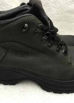Ботинки кожа-нубук company walkers 37p