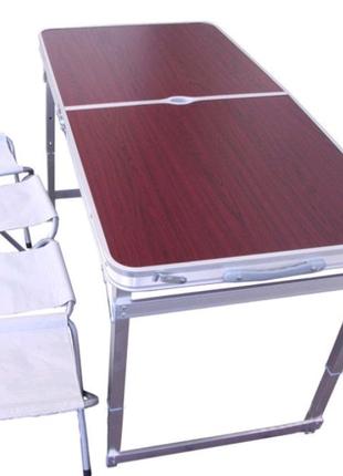 Стол для пикника усиленный