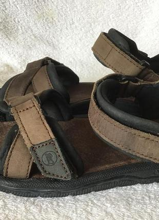 Босоножки сандали clark's кожа 37р