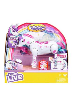 Интерактивный танцующий единорог Little Live Pets Unicorn - Bu...
