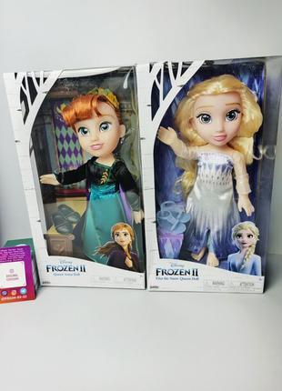 Кукла Disney Frozen 2 Путешествие Эльзы Эльза Анна