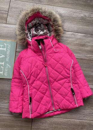 Куртка термо зима dages 3-4г