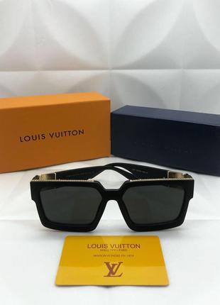 Женские солнцезащитные очки в стиле louis vuitton🔥люкс качество
