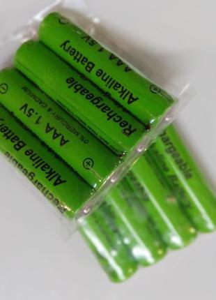 Батарейка акумуляторна тип ААА (мініпальчикова)