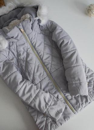 Курточка ривер на 5-6л,синтепон