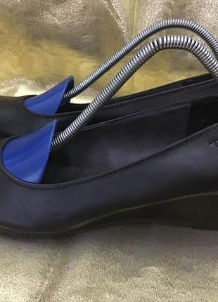Туфли кожаные tamaris 38p