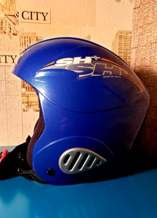 Шлем защитный SH plus (Italy) мото вело скутер скейт самокат
