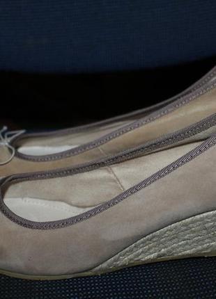 Туфли  bohan 39p.замш натуральный