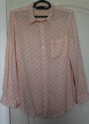 Рубашка-блуза new look 48-50p