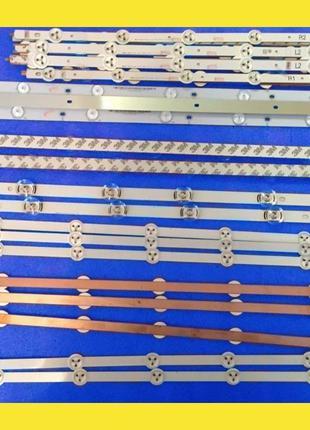 Светодиодные Led планки подсветки матриц телевизоров LG ЛЕД st...