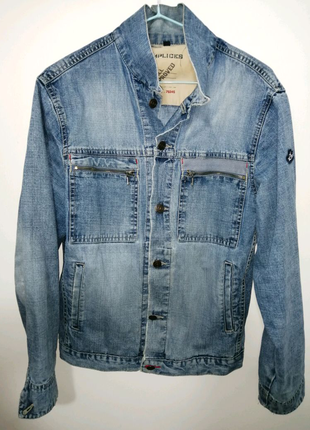 Куртка (Джинсовка) Мужская