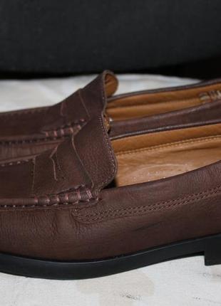 Туфли clarks нубук 38.5