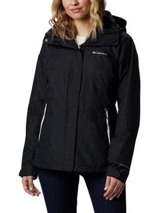 Лыжная зимняя куртка 3 в 1 columbia bugaboo interchange размер...